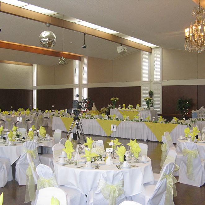 california catering event room